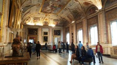 Pinacothèque - Galerie Borghèse