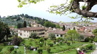 San Niccolo Jardin des Roses