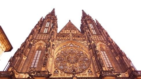 Prague Cathédrale