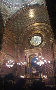 Synagogue espagnole Prague