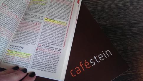 Café Stein Vienne
