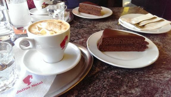 Café Bellaria Vienne