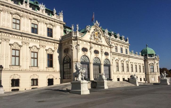Upper Belvedere Vienne