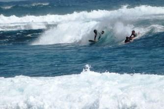 Surf Plage Etang Salé