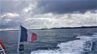Départ excursion 7 Iles Côtes d'Armor
