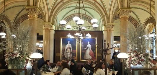 Cafés Viennois Café Central
