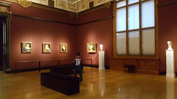Musée Histoire de l'art Vienne