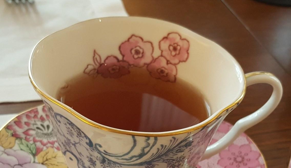 Tea Time Prince de Galles Dammann Frères