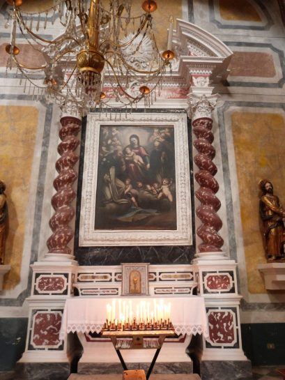 Eglise Corniglia Cinque Terre