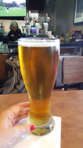 Bière aéroport San Francisco