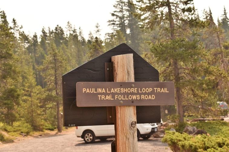 Paulina Lake Newberry NVM