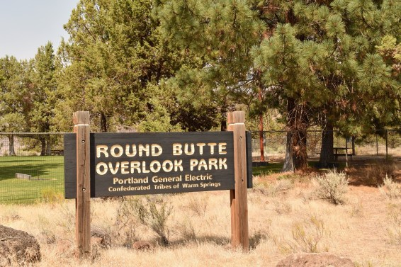 Round Butte Overlook Park