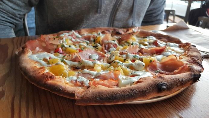 Solstice Pizza Hood River