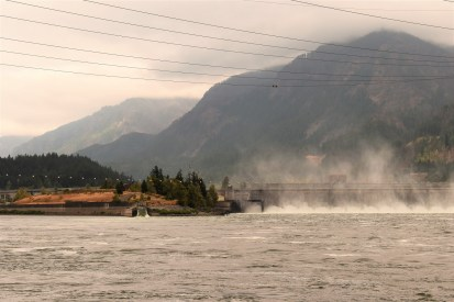 Bonneville Lock and Dam