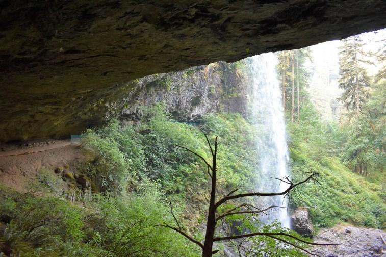 North Falls Oregon