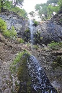 Double Falls - SIlver Falls SP