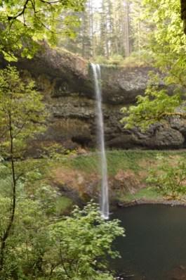 South Falls - Silver Falls SP