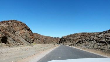 Gaub Pass Namibie