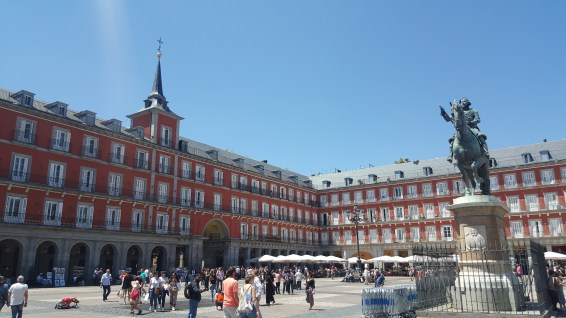 Place Major Madrid