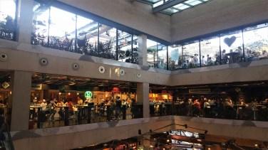 Mercado San Anton Madrid