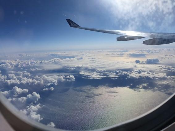 Vol Corsair Floride