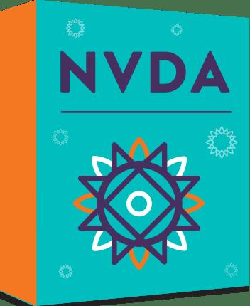 NVDA Screen Reader Icon