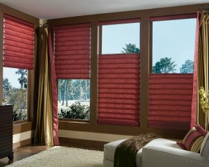Hunter Douglas Vignette Roman Shades in Castle Pines, Colorado