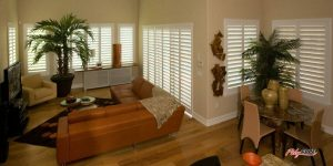 PolyCore-Shutters - Polycore-shutters-in-a-Castle-Rock-Colorado-family-room-and-nook.jpg
