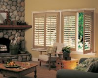 Hunter Douglas shutters in Englewood, Colorado