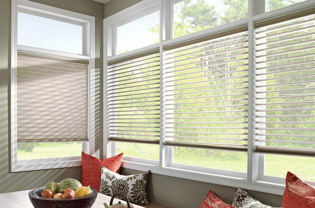 Odysee Insulating Blinds