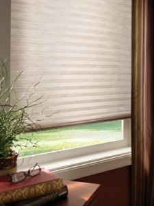 Insulating blinds in Colorado Springs closed setting
