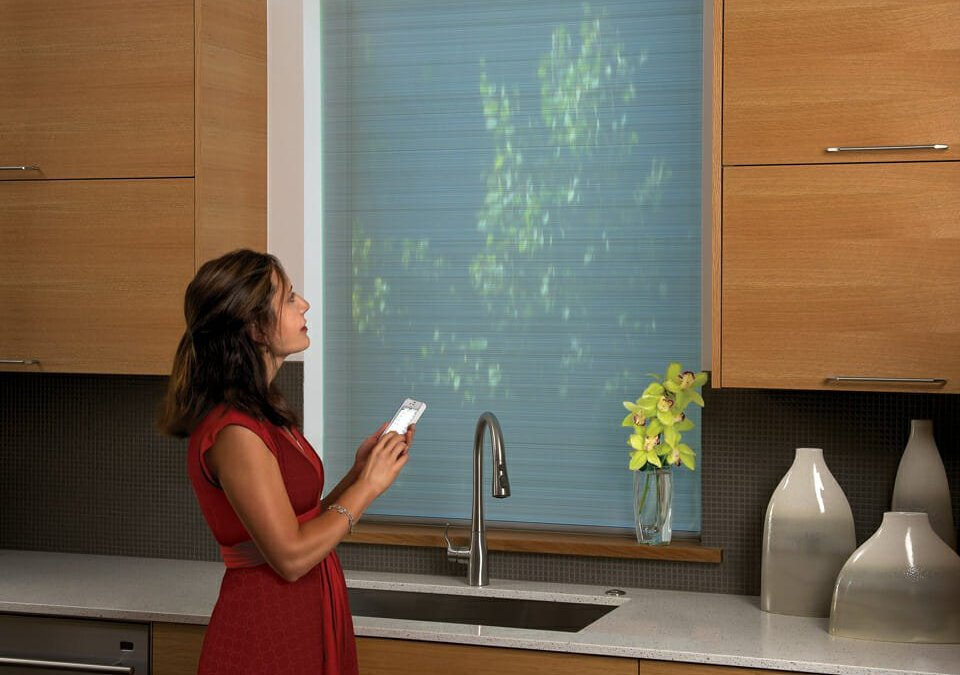 How Motorized Shades Add Convenience to Your Life.