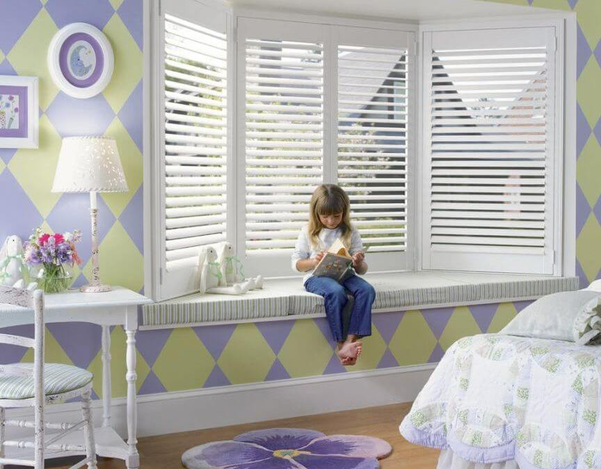 Why are Plantation Shutters Safe for Your Home?