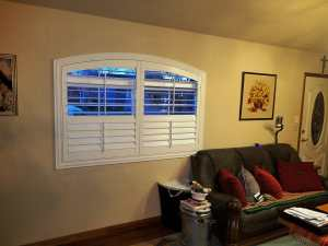 PolyCore Shutters Arch in Colorado Springs