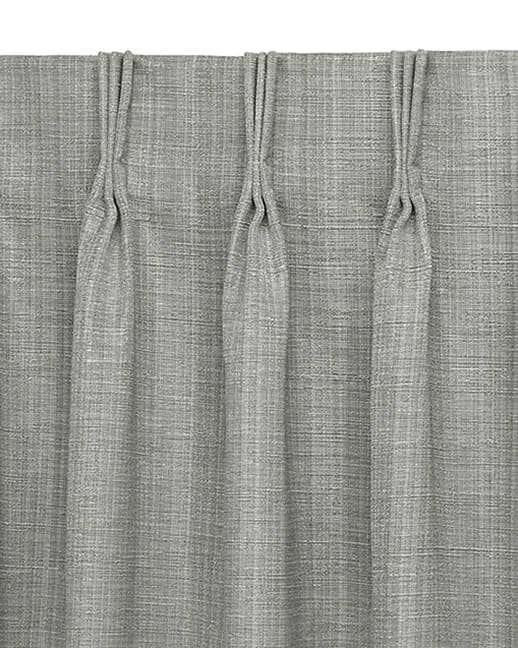 Three Finger Pinch Pleat draperies in Colorado