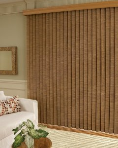Vertical blinds in Colorado Springs