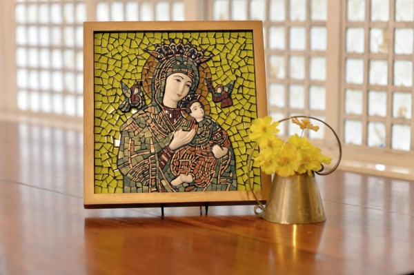 Religious Mosaics - Nvc Foundation Philippine Charity