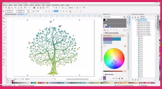 CorelDraw X7 Graphics Suite