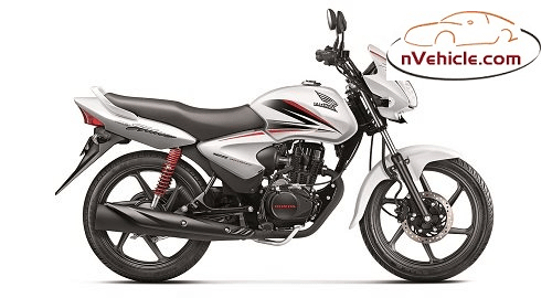 HONDA CB SHINE LAUNCHED AT RS 51383