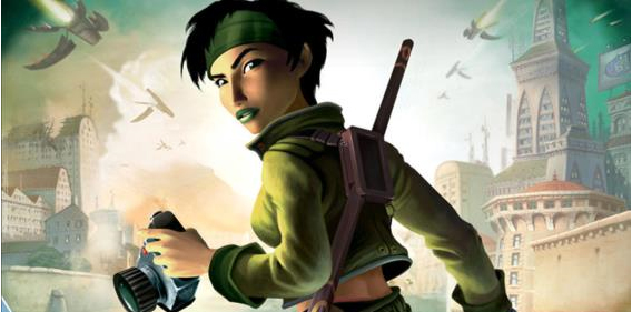 Jade (Beyond Good and Evil)