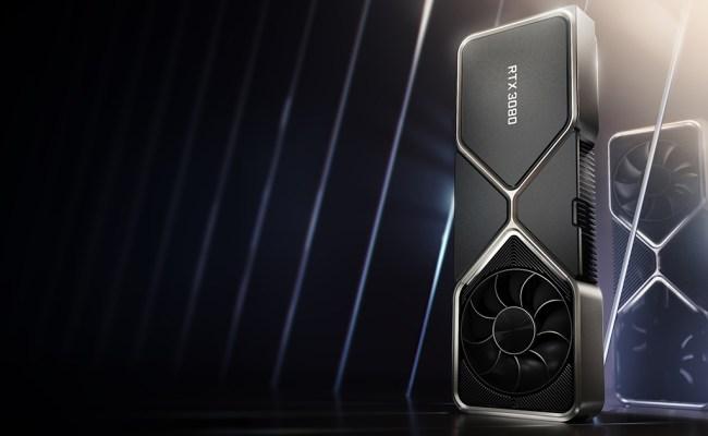 Geforce Rtx 3080 Graphics Card Nvidia