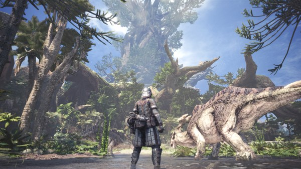 Monster Hunter World Receives Free High Res Texture Pack