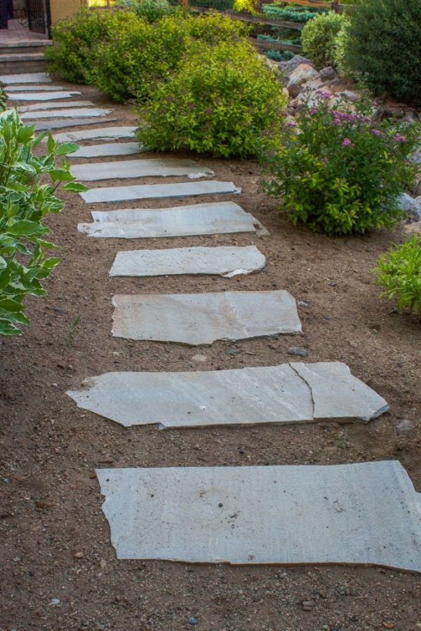 paver flagstone walkways nvision