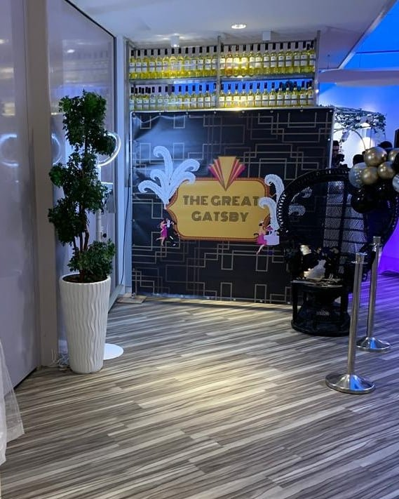photobooth corner