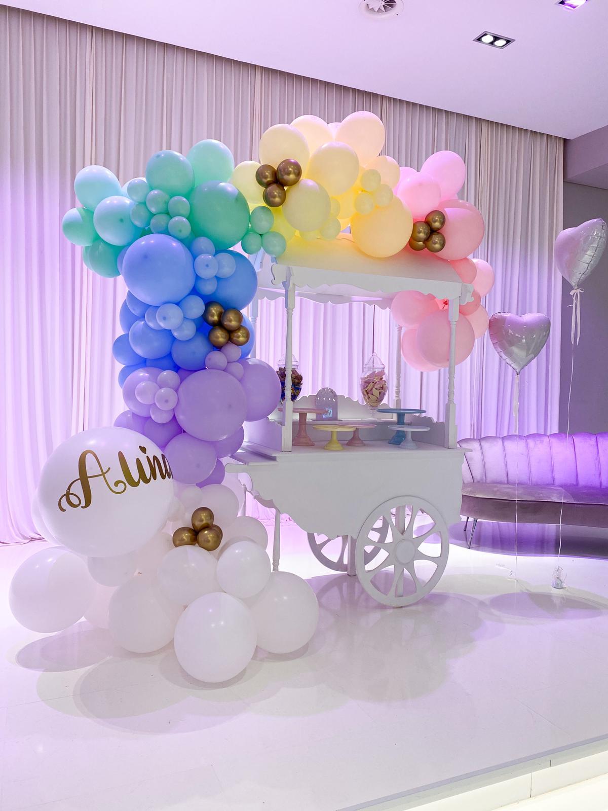candy car pastel