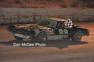 95A Speedway Street Stock champion.
