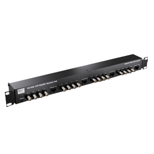 16-Channel StubEQ Active Receiver Distribution HUB