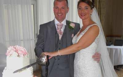 Wedding at Craxton Wood Cheshire