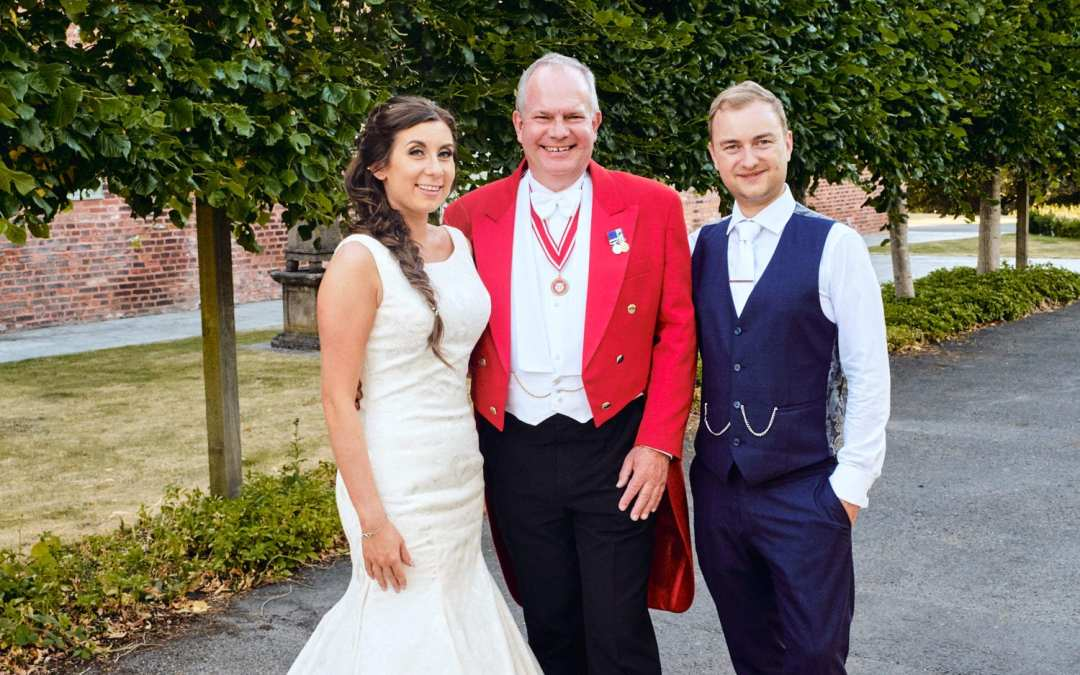 Amy & Mark's Wedding at The Holford Estate