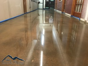 NWA Concrete Polishing